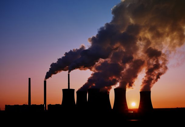 เครื่องวัดมลพิษทางอากาศ